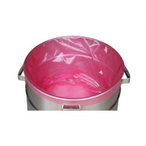 Kunststoff-Entsorgebeutel antistatisch für den Einsatz in den Sammelbehälter