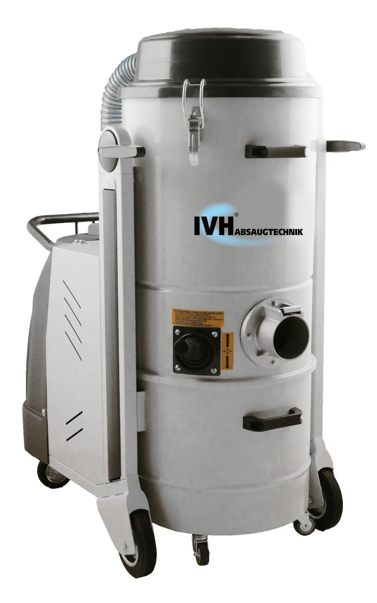 MTL 4533 - kompakter, leiser Sauger, der speziell für die Lebensmittel-, Pharma- und Chemieindustrie entwickelt wurde
