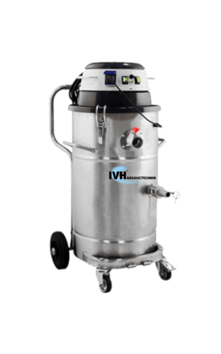 802 WXP - Nass -und Trockensauger mit Pumpe zum gleichzeitigen Saugen und Entleeren