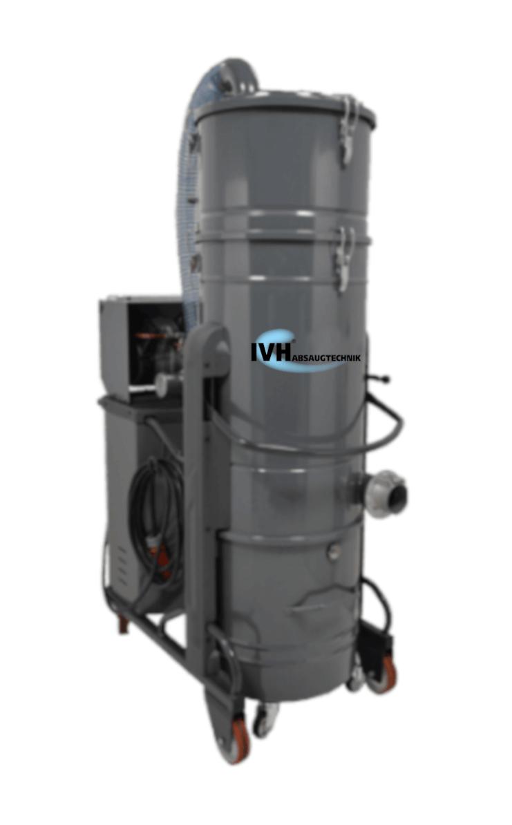 DG 70 EXP PN - Sauger für die Absaugung großer, trockener Material- oder Staubmengen