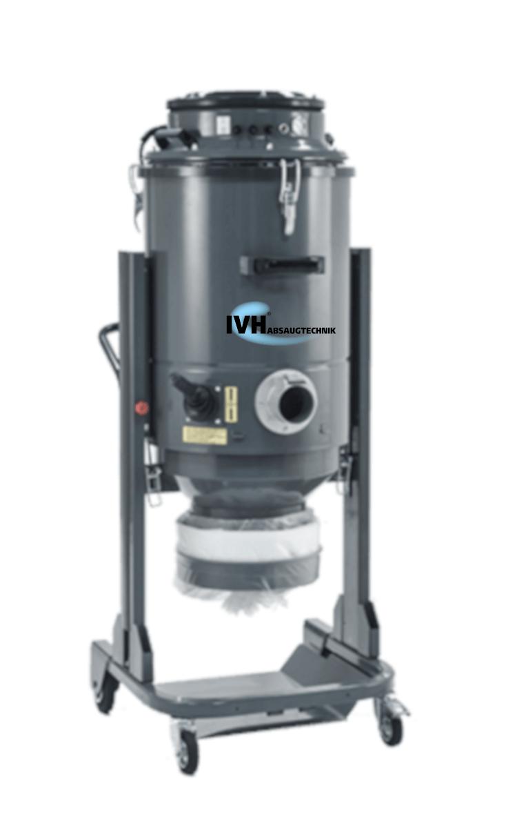 DM3 EL LP - Industriesauger für gemischte Anwendungen mit Longopac als Entsorgesystem