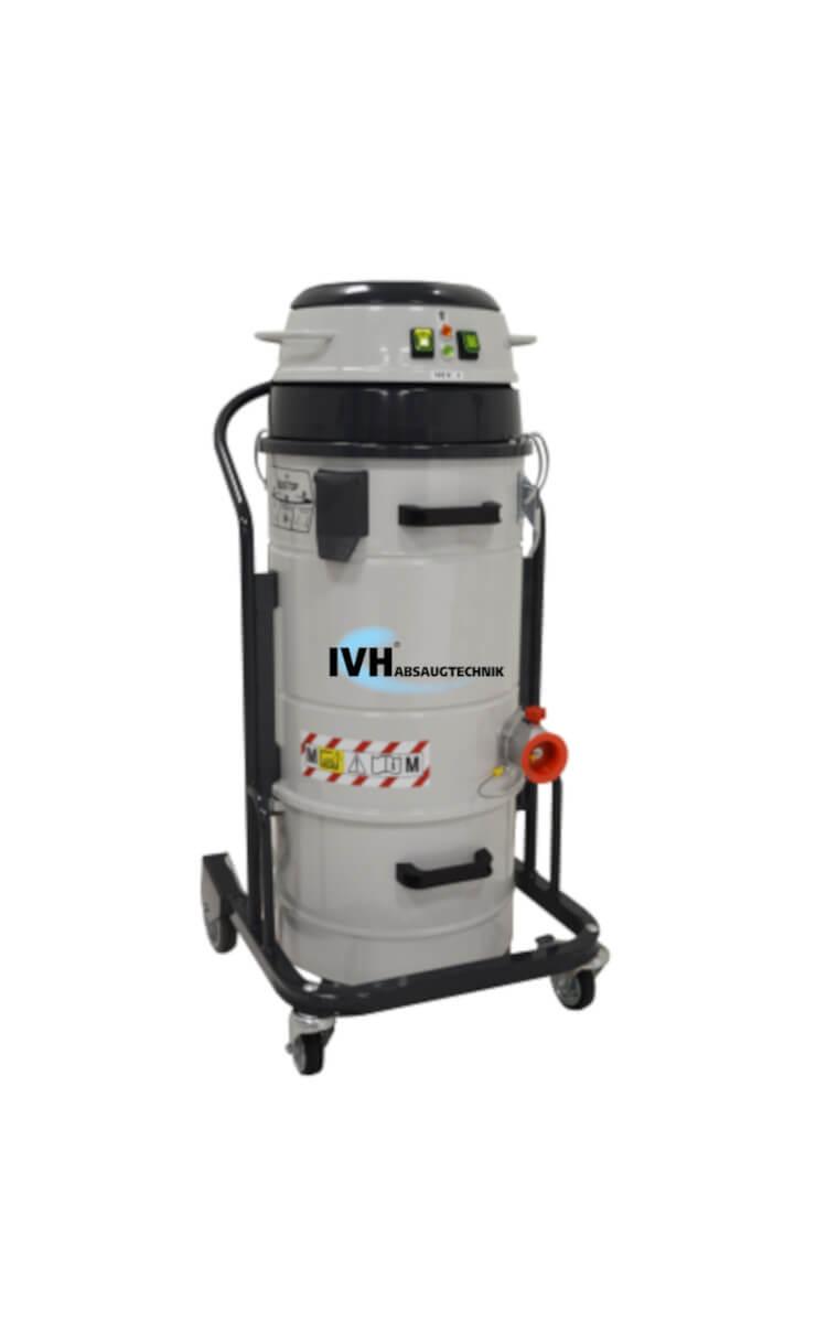 Mistral - MTL 202 DS - ideale Absauglösung für die Staubabsaugung von Labor- oder Produktionsanlagen jeder Art